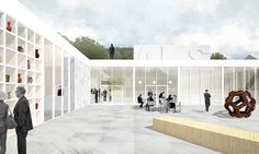 2014 Akershus Art Center : Superunion Architects