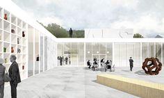 2014 Akershus Art Center : Superunion Architects
