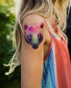 Polar Bear by Sasha Unisex