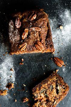 Banana, Pecan and dark chocolate loaf. | Mush & Co