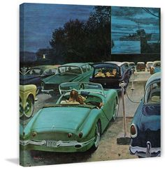 Drive-In Movies - Marmont Hill