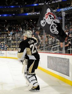 MAF celebrates a 4-1 WIN over the Sabres 10/5/13