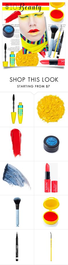 """Vibrant"" by tauriel25 ❤ liked on Polyvore featuring Maybelline, Illamasqua, Urban Decay, NARS Cosmetics, Stargazer, Sisley - Paris, Medusa's Makeup, Rimmel, Bdellium Tools and 10dollarbeauty"