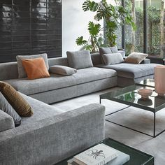 Linteloo Madison bank Decor, Furniture, Outdoor Sectional Sofa, Interior, Sofa, Game Room, Luxury Living, Interior Inspo, Couch