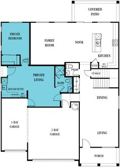 Next Gen The Home Within A Home By Lennar On Pinterest