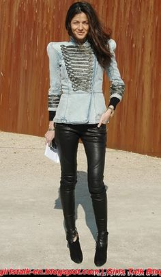 winter+clothes | ... 2011: Spanish Wear out 2011 - the most beautiful winter clothing 2011