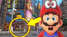 Super Mario Odyssey: Easter Eggs Secrets and Gameplay Analysis Tiny references new powers revealed and a lot of little secrets are hidden away in the Super Mario Odyssey Trailer. You have to see these adorable details. January 14 2017 at 12:06AM https://www.youtube.com/user/ScottDogGaming