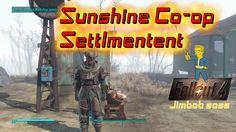 Fallout 4 EP 04 Sunshine Tidings Co Op Settlement