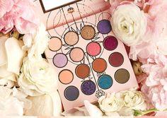 New Romantic nomad eyeshadow palette euro 11,00 #eyeshadow #palette #ad