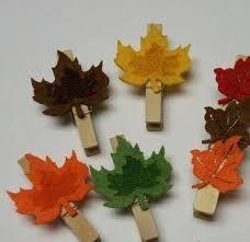 Resultado de imagen de autumn crafts