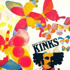 Las portadas de álbumes mas psicodelicas de los años 60