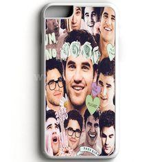 Darren Criss Topman Collage iPhone 7 Case | aneend