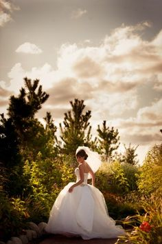 {wedding gowns}