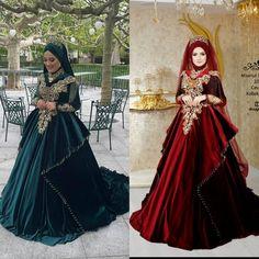 Bridal Lehenga Collection, Kaftan, Muslim, Bridal Gowns, Marie, Dream Wedding, Actresses, Mom, Long Sleeve