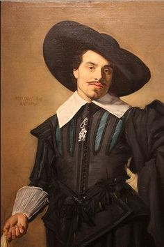 Frans Hals - Portret van Cornelis Coning