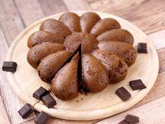 Gâteau au chocolat au micro-ondes avec autre farine !