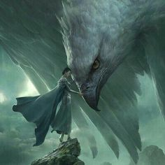 The Stunning Fantasy Artwork of Xiaodi Jin xiaodijin fantasyart digitalart Mythical Creatures Art, Mythological Creatures, Magical Creatures, Sea Creatures, Beautiful Creatures, Fantasy Artwork, Digital Art Fantasy, Fantasy Images, Dark Fantasy Art