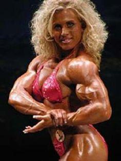 el lado masculino de la mujer , mujeres musculosas - Taringa!
