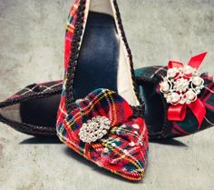 TARTAN WONDER Customised Tartan Shoe Tartan Wedding ideas, Scottish Wedding, Tartan patterned Ideas and Inspirations. Wedding Directory-UK
