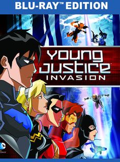 DC Comics Young Justice: Invasion