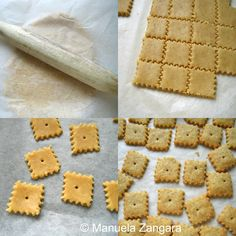 WHOLE WHEAT CHEESE CRACKERS - super easy and delicious.  Won't buy Goldfish again!