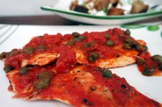 Filine: Pollo alla Pizzaiola con Capretti - das gibt Urlau...