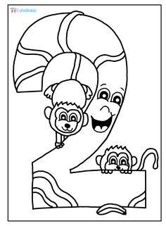 Omalovánka - čísla Number Art, Baby List, Crafts For Kids, Boys, Fictional Characters, Alphabet, Speech Language Therapy, Kids Arts And Crafts, Kid Crafts