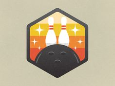 Bowling Badge by Silentiger