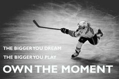 Inspirational Hockey Quotes for Kids Ice Hockey Quotes, Hockey Memes, Hockey Sayings, Funny Hockey, Goalie Quotes, Hockey Tournaments, Hockey Players, Hockey Goalie, Herb Brooks Quotes