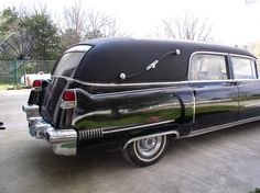 1956 S&S Cadillac Hearse Maintenance of old vehicles: the material for new cogs/casters/gears could be cast polyamide which I (Cast polyamide) can produce