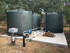Well Water Storage Systems - upgrade your Water Well System from having only a pressure tank, to having a Well Water Storage System. Read 7 reasons WHY!