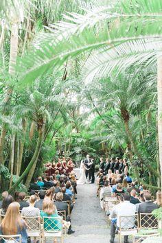 Romantic Vintage Inspired Wedding at The Cooper Estate Miami Wedding Venues, Wedding Reception Design, Wedding Reception Decorations, Wedding Decor, Wedding Ceremony, Trendy Wedding, Summer Wedding, Dream Wedding, Wedding Inspiration