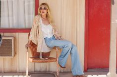 Feminine bohemian (Ashley Smith by Ali Mitton for Spell & the Gypsy Collective Holiday 2014)