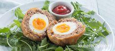Gehaktballen met ei (scottish eggs) - Leuke recepten