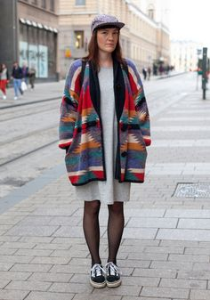 Anna-Stiina - Hel Looks - Street Style from Helsinki