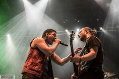 .@ZMyersOfficial and @TheBrentSmith in Moscow Russia #Shinedown #ZachMyers #TheBrentSmith #Russia (Photo by Sergey Tretyakov)   via Instagram http://ift.tt/295NQzj  Shinedown Zach Myers