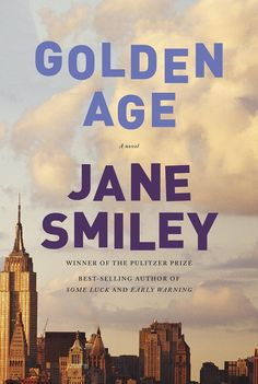 29 New Books You'll Want to Read This Fall '15 (The 3rd & final installment in the Pulitzer Prize winner's Last Hundred Years trilogy)