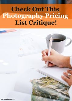 One of the scariest things about running a photography business is figuring out your photography pricing.Once you've done all the math and know how to profitably price your photography, the next step is to present and display your prices so that your clients see you're worth what you're asking to be paid.Below, I'm critiquing the photography pricing list of one of my Simplified Photography Pricing Formula students, Ciera Kizerian. Photography Price List, Photography Business, Students, Joy, Display, Marketing, Running, Math, Floor Space