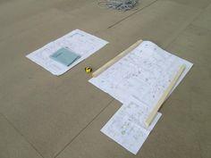Cersaie 2012: i disegni e le planimetrie per il nostro stand #cersaie2012