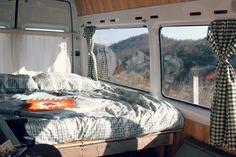Adventuremobiles: A Look Inside Our Converted Sprinter Van