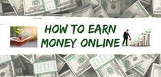 How to Earn Money Online - Affiliate Marketing Tips For Beginners Selling Stock, Selling On Ebay, Garage Sale Signs, Competitor Analysis, Diy Photo, Earn Money Online, Affiliate Marketing, Blogging, How To Make Money