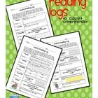 A set of 5 different reading logs that students can use to record nightly reading as well as practice specific comprehension and reading strategies...