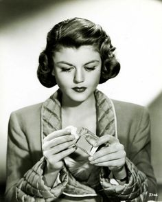 Angela Lansbury - wait, you mean she wasn't always old??