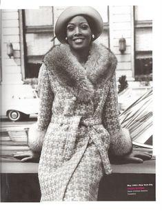 Arlene Hawkins, May 1960, New York City