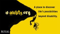 :: d-ABILITY.ORG - The online Arts, Leisure, Health & Sport Guide ::