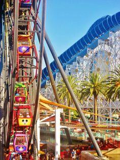 Disneyland's California Adventures