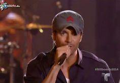 Enrique Iglesias – Bailando Ft. Descemer Bueno, Gente De Zona Billboards 2014