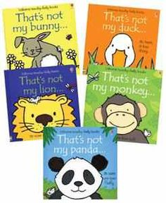 """""""That's not my..."""" series. $9.99 each  Provides great tactile feedback and repetitive phrases your kids will love!  Please visit your party shopping page or contact your Usborne consultant to find out how to order this book."""