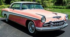 1955 DeSoto Fireflite Two Door Sportsman Maintenance/restoration of old/vintage vehicles: the material for new cogs/casters/gears/pads could be cast polyamide which I (Cast polyamide) can produce. My contact: tatjana.alic@windowslive.com