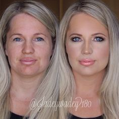 Beautiful, natural makeover.